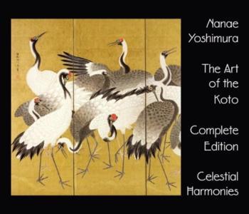 Yoshimura Nanae - Art Of The Koto Complete Edition (4 Cd)