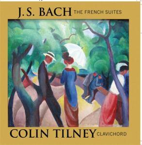 Johann Sebastian Bach - The French Suites (2 Cd)