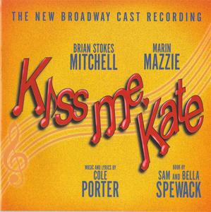 New Broadway Cast Recording - Kiss Me Kate