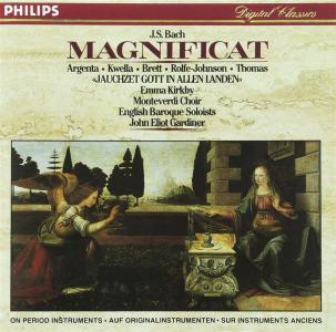 Johann Sebastian Bach - Magnificat / Cantata