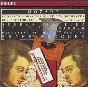 Wolfgang Amadeus Mozart - Complete Works For Flute And Orchestra