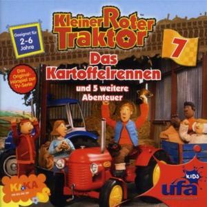 Kleiner Roter Traktor - Kleiner Roter Traktor 7 Audio:Das Kartoffelrennen