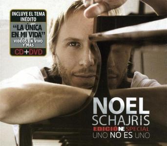 Noel Schajris - Uno No Es Uno (Cd+Dvd)