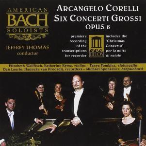 Arcangelo Corelli - 6 Concerti Grossi Op.6