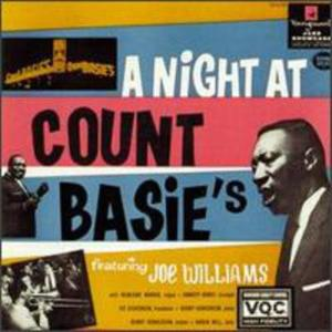 Joe Williams - A Night At Count Basie'S