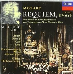 Wolfgang Amadeus Mozart - Requiem