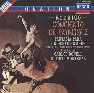 Joaquin Rodrigo - Concerto De Aranjuez