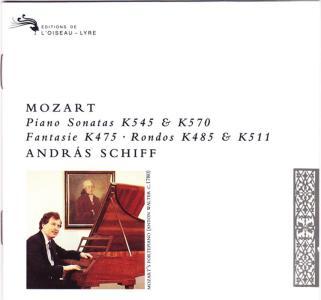 Wolfgang Amadeus Mozart - Piano Sonatas