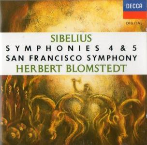 Jean Sibelius - Symphony No.4 + 5