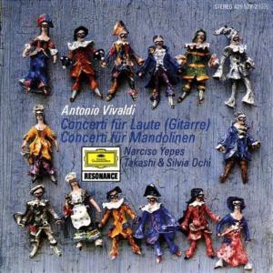 Antonio Vivaldi - Lute-Mandolin Concertos