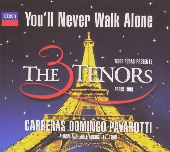 Rodgers & Hammerstein - 3 Tenori Paris 1998