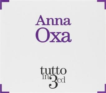 Anna Oxa - Tutto In 3 Cd (3 Cd)