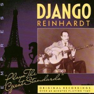 Django Reinhardt - Plays The Great Standards