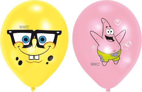 6 Balloons * Spongebob 4C