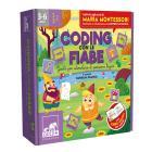 Coding Con Le Fiabe. Giochi Per Stimolare Il Pensiero Logico. Ediz. A Colori. Con 48 Carte. Con Tappeto Gioco