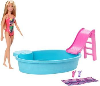 Mattel GHL91 - Barbie - Piscina Con Bambola