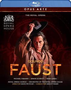Fabiano,Michael/Ettinger,Dan/The Royal Opera - Faust