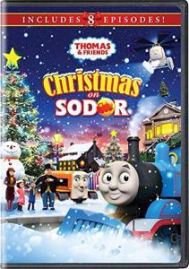 Thomas & Friends: Christmas On Sodor [Edizione in lingua inglese]