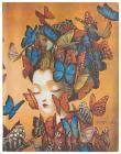 Agenda Paperblanks 2021/22 - Madame Butterfly - 18 Mesi Formato 23 X 17