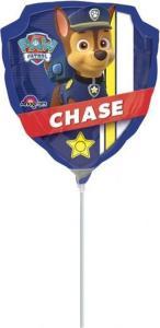 Mini Shape Paw Patrol                       A30 Q. Pallone Foil Minishape Paw Patrol  Si Gonfia Ad Aria