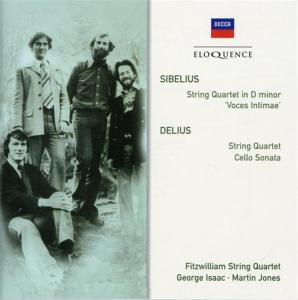 Jean Sibelius / Delius - String Quartet In D Minor