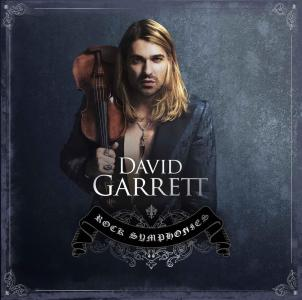 David Garrett - Rock Symphonies (Cd+Dvd)