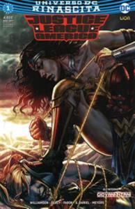 Rinascita. Justice League America. Variant. Vol. 1