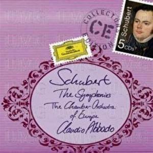 Franz Schubert - The Symphonies (5 Cd)