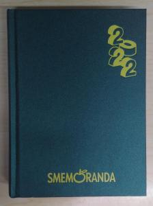 Diario Smemoranda 2021/2022 ( formato 18 x 13 verde )