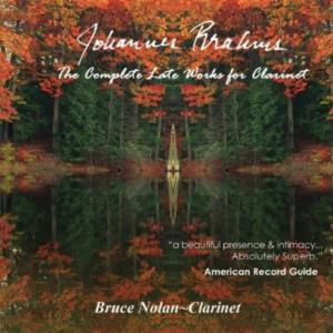 Johannes Brahms - The Complete Late Works For Clarinet