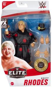 Wwe - Wwe Elite Figure Dusty Rhodes