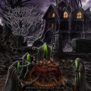 Cerebral Secretion - Infinite Realms Of Decay