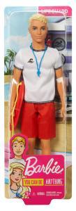 Mattel FXP04 - Barbie - Ken - Carriere - Bagnino