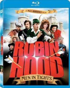 Robin Hood: Men In Tights [Edizione in lingua inglese]