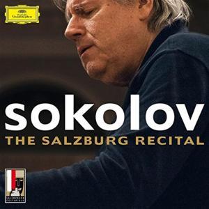 Grigory Sokolov - The Salzburg Recital (2 Lp)