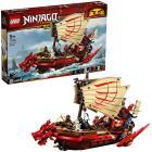 Lego: 71705 - Ninjago - Bounty Del Destino