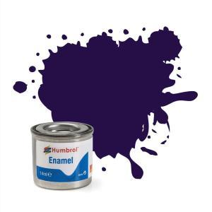 Humbrol No 68 Purple   Gloss    Enamel Tinlet  No 1 (14Ml)