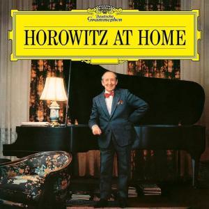 Vladimir Horowitz: At Home