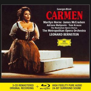 Georges Bizet - Carmen (3 Cd+Blu-Ray Audio)