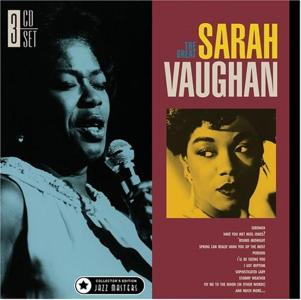 Sarah Vaughan - The Great (2 Cd)