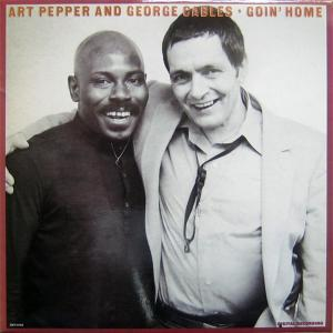 Art Pepper And George Cables - Goin'Home
