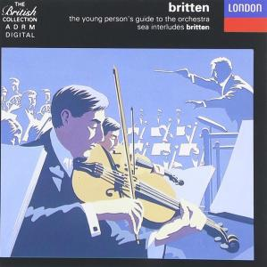 Benjamin Britten - The Young Person's Guide To The Orchestra