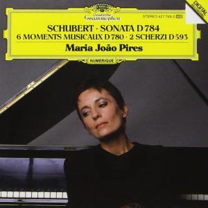Franz Schubert - Sonata D784 / 6 Moments Musicaux D780 / 2 Scherzi D593