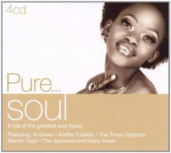 Pure... Soul (4 Cd)