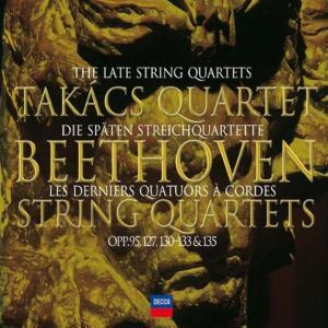 Ludwig Van Beethoven - Ultimi Quartetti (3 Cd)