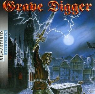 Grave Digger - Excalibur (Remastered 2006)