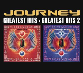 Journey - Greatest Hits 1 & 2 (2 Cd)