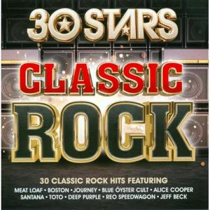 30 Stars: Classic Rock / Various (2 Cd)