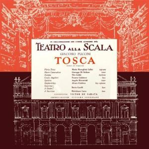 Giacomo Puccini - Tosca (3 Cd)