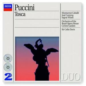 Giacomo Puccini - Tosca (2 Cd)